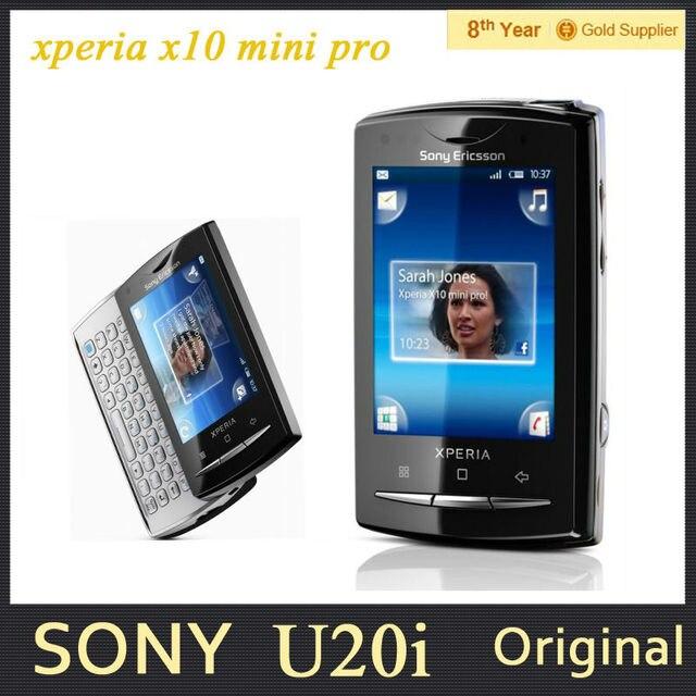 X10mini Pro U20 U20i Original Sony Ericsson Xperia X10 Mini Pro U20