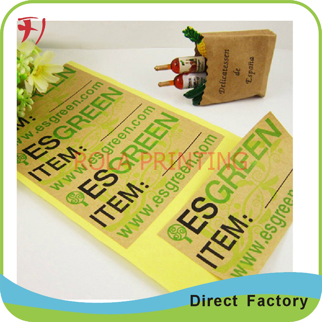 Customized Promotion Clear Plastic Adhesive Product Stickers - Custom vinyl stickers for promotion