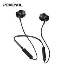 Sport Bluetooth 5.0 Headphones Wireless Headset With Microphone Earphones IPX5 Waterproof Noise Canceling Earbuds New