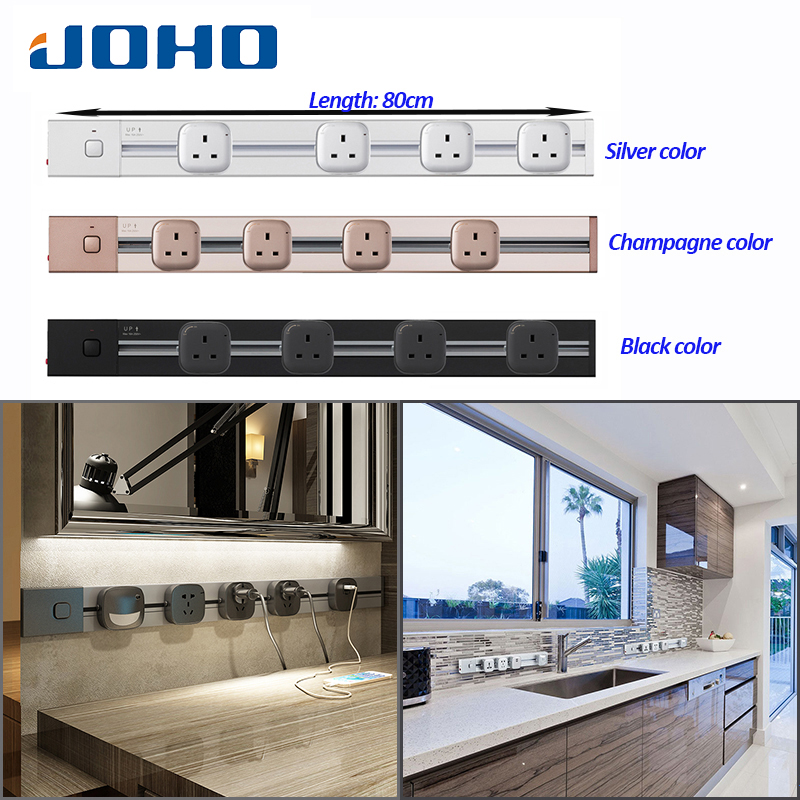 Factory Total Switch 80cm 4000W Stopcontact Tomada Usb 3C 2 USB Ports Meeting Room Living RoomFactory Total Switch 80cm 4000W Stopcontact Tomada Usb 3C 2 USB Ports Meeting Room Living Room