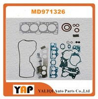Overhaul Gasket Kit Engine FOR MITSUBISHI Lancer Evolution 4G63 2.0L L4 16V MD971326 2000-2006