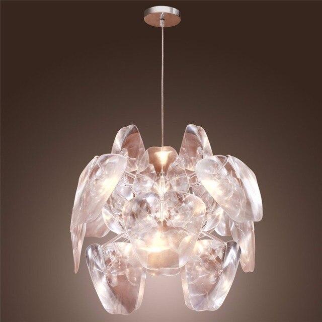 Floureon Modern Pendant Light Transpa Creative Home Fixture Lamp Decorative