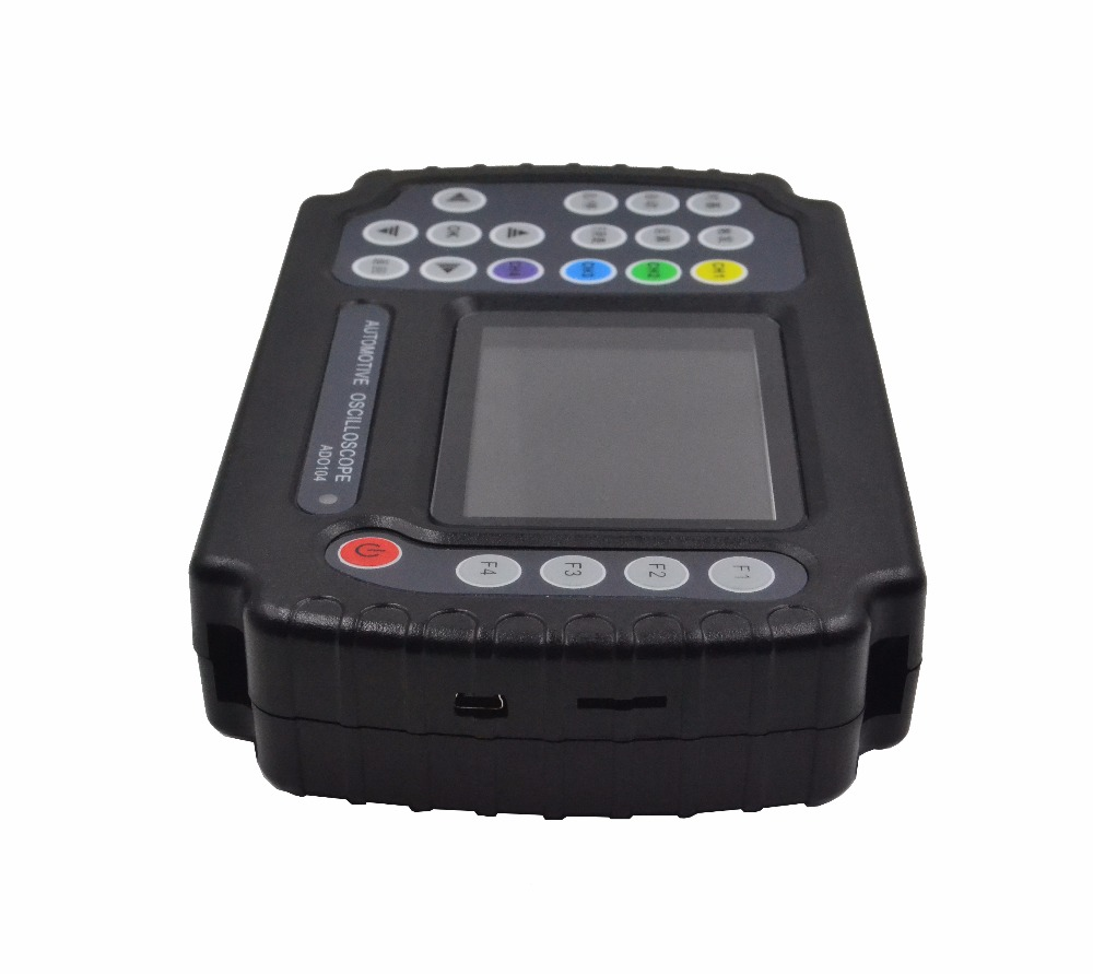 Vehicle Installed Digital Measuring Instruments : Digitizer measuring instruments automotive oscilloscope