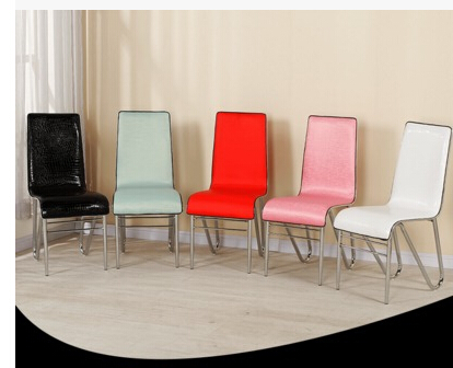 Hotel chair. The back of a chair of eat chair. Contracted chair plastic dining chair can be stacked the home is back chair negotiate chair hotel office chair