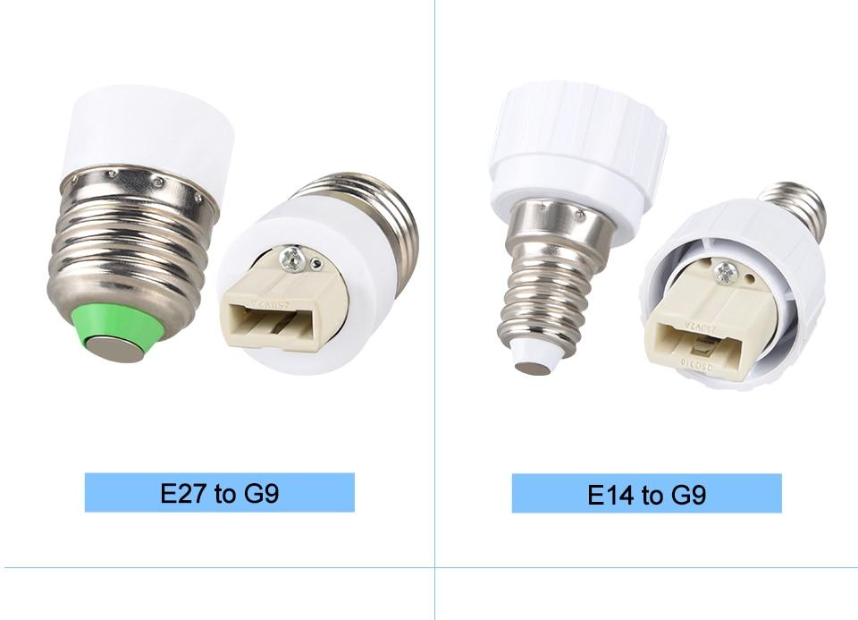 lamp holder base E27 to E14 B22 (4)