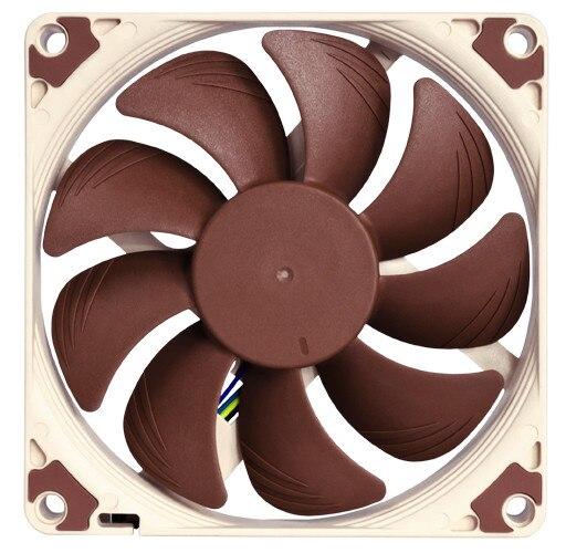 Noctua NF-A9x14 PWM 4 p 9mm ventilateurs PC ordinateur cas tours processeur d'unité centrale refroidisseurs ventilateurs ventilateur de refroidissement ventilateurs