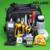 KELUSHI 29 EN 1 Kit de Herramienta de Fibra Óptica FTTH con FC-6S Cleaver/Medidor de Potencia/Visual Fault Finder/Kevlar Tijeras/Corte Guider Way