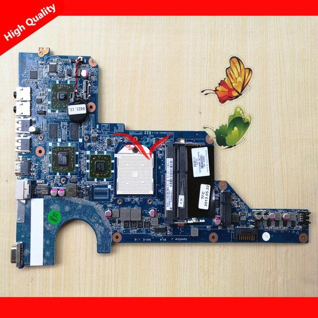638854-001/638855-001 1 gb para hp pavilion g4 g6 g7 laptop motherboard da0r22mb6d1 da0r22mb6d0 100% testado garantia 60 dias