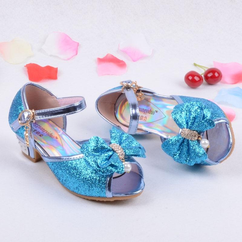 Girls Children Shoes Sandals J526 (7)