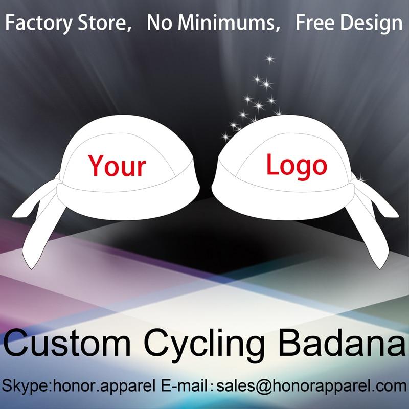 Custom Cycling Badana Riding Scarf