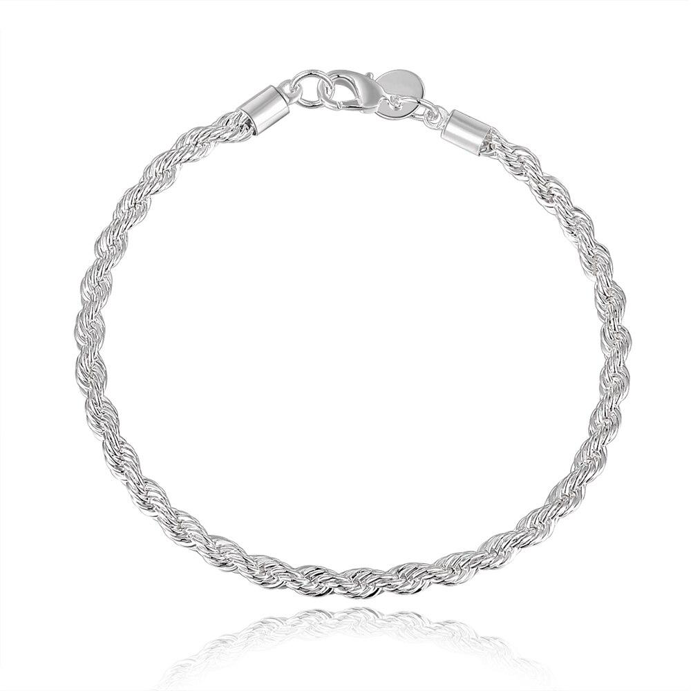 factory wholesale Beautiful fashion Elegant plated silver