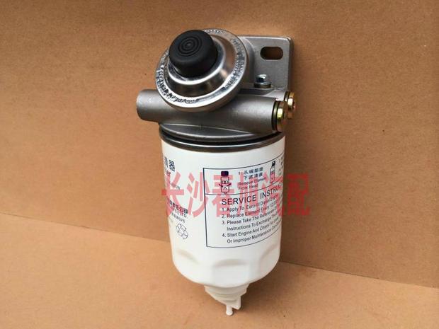 Авто седельный тягач топлива дизельного топлива воды сепаратор Ассамблея для W0008 1117025-720-0000W