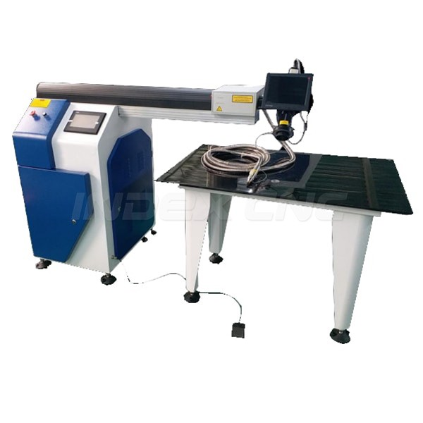 Handheld Stainless steel Aluminum Laser Welding Machine ...