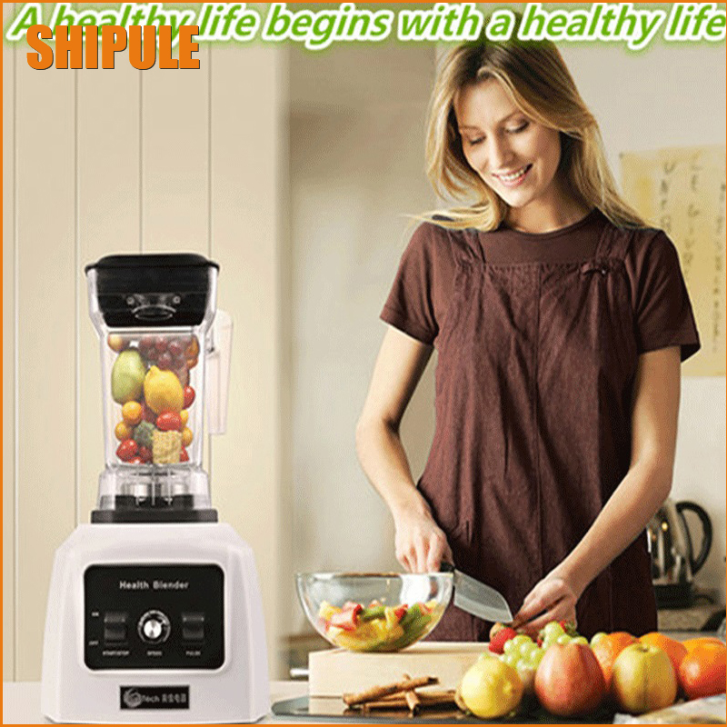 2017  Food processer ice crusher smoothie and milk shake machine Bpa Free blender xeoleo 2l heavy duty commercial blender food greater material 2000w food processing machine with pc jar juicer mixer bpa free