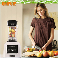 Food processer ice crusher smoothie and milk shake machine Bpa Free blender