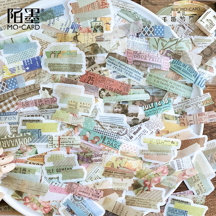 60pcs/pack Various Vintage poster Old newspaper stamps flower Decorative Stickers Scrapbooking Label DIY Diary Stickers 8 styles 12pcs set wooden rubber stamps 4 styles cute cartoon stamps for diy scrapbooking diary card decorative stamp embosser