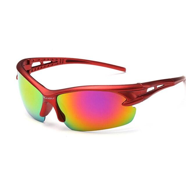 Uv400 esporte óculos de sol das mulheres dos homens ciclismo óculos para bicicletas esportes óculos mtb correndo bicicleta óculos de ciclismo 6