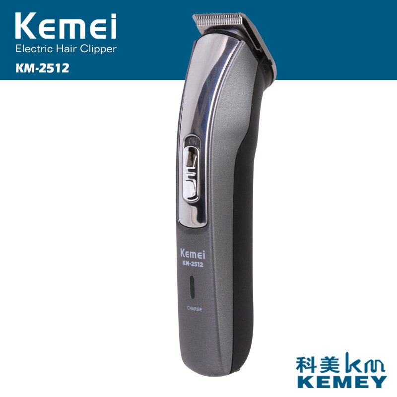 цена на kemei hair clipper electric trimmer hair cutting beard trimmer shaving machine rechargeable hair trimmer shaver razor barber