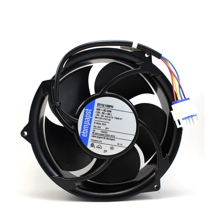 New original four-wire 17251 violent fan 6318 / 19HPU DC48V 30W axial fan new original bp31 00052a b6025l12d1 three wire projector fan