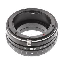 Tilt Shift Adapter Ring for Nikon AI F Lens to Sony E Mount NEX 5N 5R 5T a7 a7R a7S NEX VG10 Camera