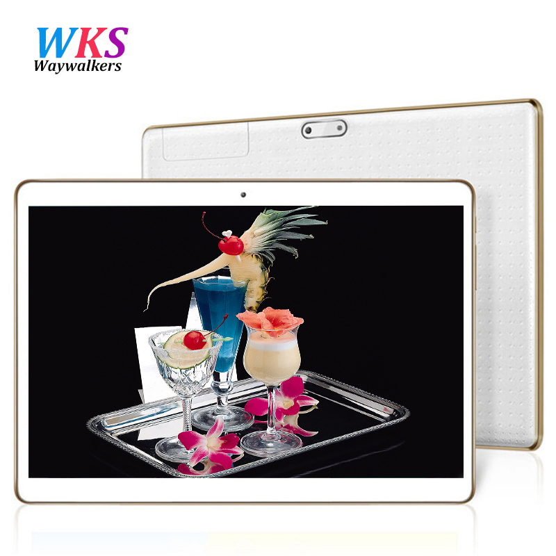 Waywalkers T805s 9 6 inch tablet pc phone call 3G LET Octa Core 4GB Ram 64GB