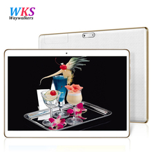 Waywalkers T805s 9.6 дюймов tablet pc phone call 3 Г ПУСТЬ Octa Core 4 ГБ Ram 64 ГБ Rom GPS Двойная Камера таблетки IPS 1280*800 MT6592