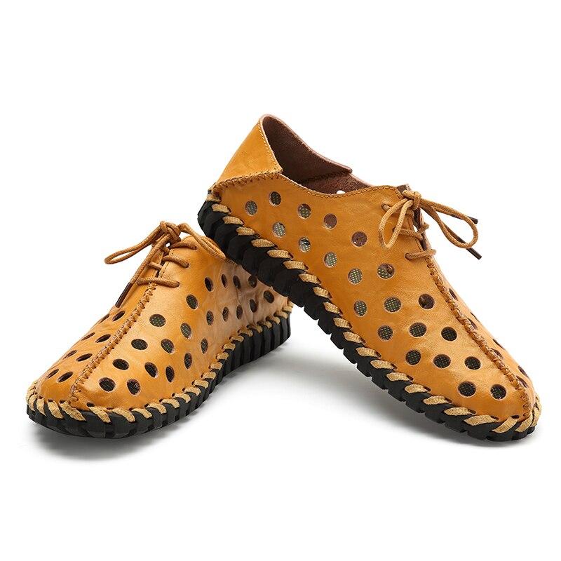 2017 Hombres del verano de Los Zapatos de Moda Casual Hombres Zapatos Mocasines