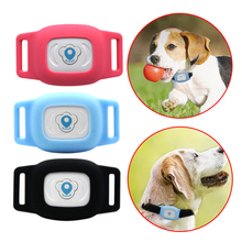 Smart Waterproof IP67 Pet GPS AGPS LBS Tracking MiNi Tracker Collar For Dog Cat SMS Positioning Geo-Fence Track Device