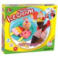 Kids Playdough Ice Cream Polymer Modelling Clay/set with tools Air-dried good package FIMO Effect Blocks Toys DIY polymer clay