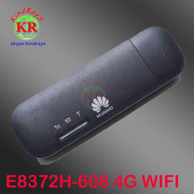 Débloqué Huawei E8372h-608 4g 3g usb wifi modem 3g 4g clé usb E8372 lte 3g 4G Wifi routeur 4G mifi Modem PK E8278 e8377 w800z