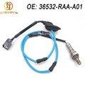 36532-RAA-A01 датчик соотношения кислорода и воздуха для 2003-2007 Honda Accord 2.4L 36532RAAA01 36532RAAA02 36532RAAA11