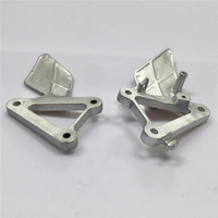 STARPAD For RVF400 30 motorcycle pedal pedals triangle shelf bracket VFR30 foothold free shipping