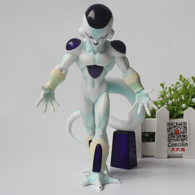 19cm Anime Dragon Ball Z Action Figure Frieza PVC Collection Figurine toys CEECILIO FUSHA