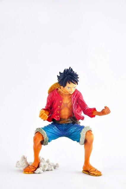 Аниме фигурка Луффи One Piece ПВХ 6