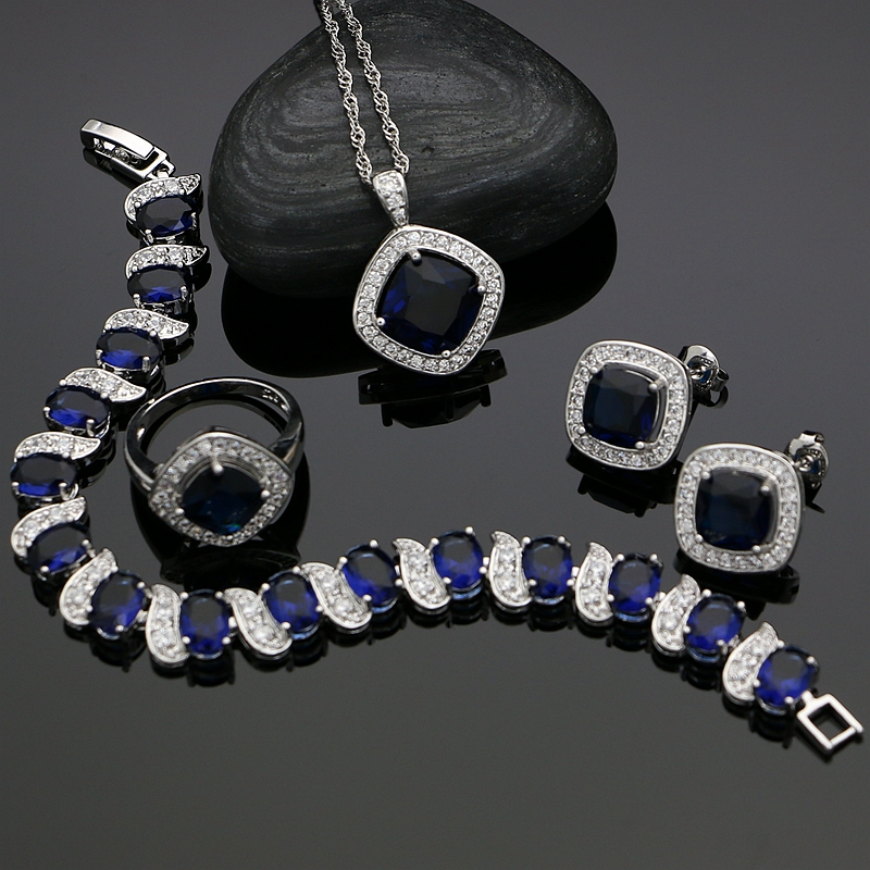 Bride 925 Silver Jewelery...