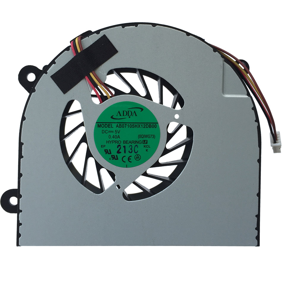 купить New original CPU Cooling Fan For IBM Lenovo G780 LAPTOP Cooler Radiator Cooling Fan по цене 470.9 рублей