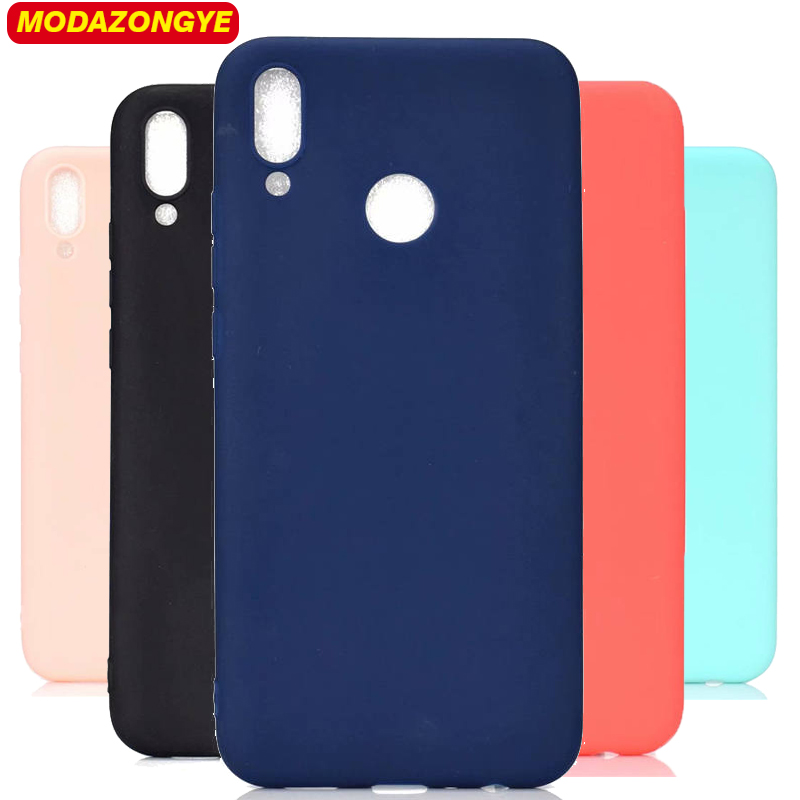 Gentle Huawei P Smart 2019 Case Soft Silicone Phone Case Huawei P Smart 2019 Psmart Pot-lx1 Pot-lx3 Fig-lx1 Fig-lx2 Fig-lx3 Cover Case Beneficial To The Sperm Back To Search Resultscellphones & Telecommunications Phone Bags & Cases