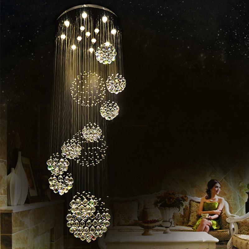 Large modern crystal chandeliers for lobby lustres e pendentes tb2uftgcpxxxxxlxxxxxxxxxxxx 752736723 aloadofball Gallery
