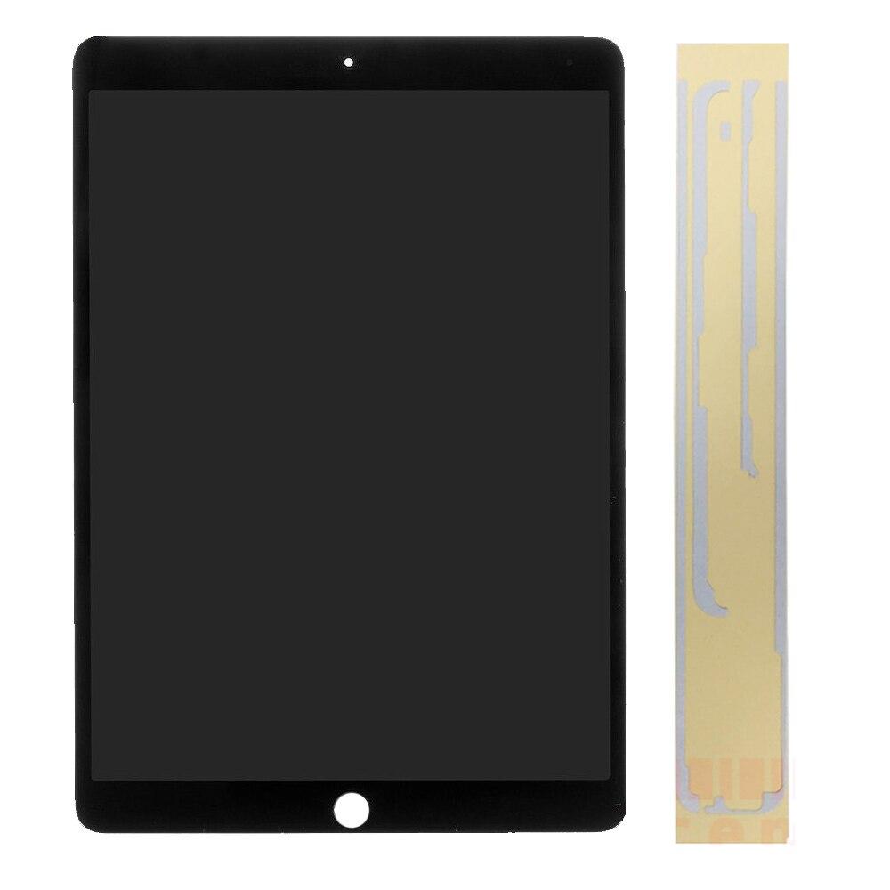1 шт. (функция тестирование) 100% новый для iPad 6 Apple iPad Air 2 A1566 A1567 ЖК дисплей сборки сенсорный экран планшета панель