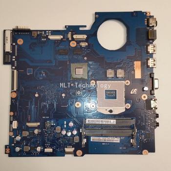 HOLYTIME para Samsung RV520 placa base de computadora portátil BA92-08186A BA92-08186B HM65 DDR3 no integrado tarjeta gráfica 100% probado completamente