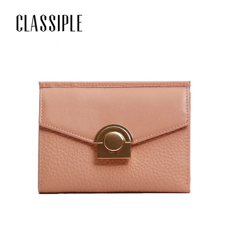 Genuine Leather Wallet Women Small Mini Wallets ID Card Holder Wallet Purse Real Cow Leather Wallets for Lady Clutch Female vogue star genuine leather wallet women lady long wallets women purse female 6 colors women wallet card holder day clutch lb225