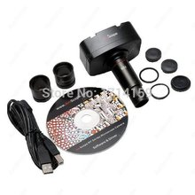 Sale Free shipping !!!! USB Camera-AmScope Supplies 9.0M USB Microscope Live Video Photo Digital Camera w/ Calibration Kit