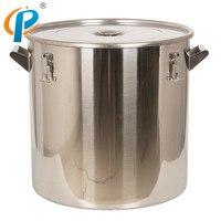 100Liter Durable 316 Stainless Steel Material Milk Transporter Tank for Sheep Milking Machine