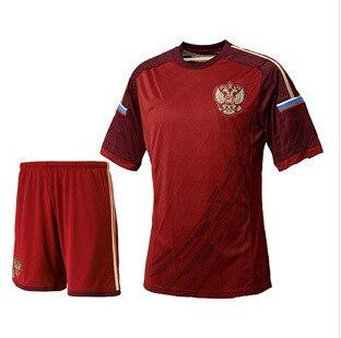 1a416b589 New 2014 World Cup Russia home team soccer football jerseys t shirt  sportswear