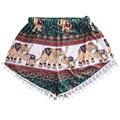shorts Women 2016 new arrive Sexy Hot Print Summer Casual short femme High Waist Beach women cloth plus size