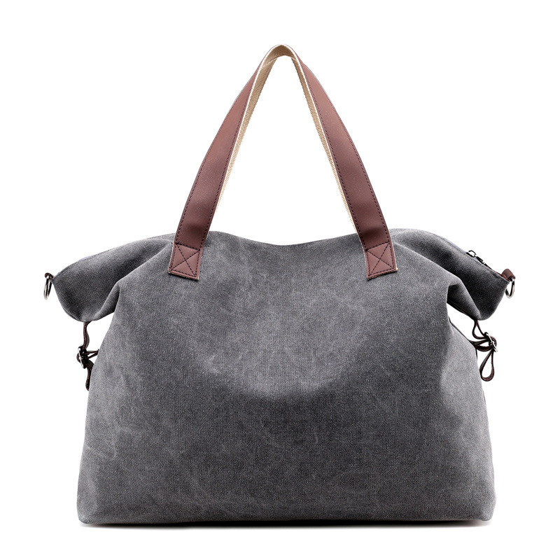 Messenger Canvas Tote Bag for Women 2018