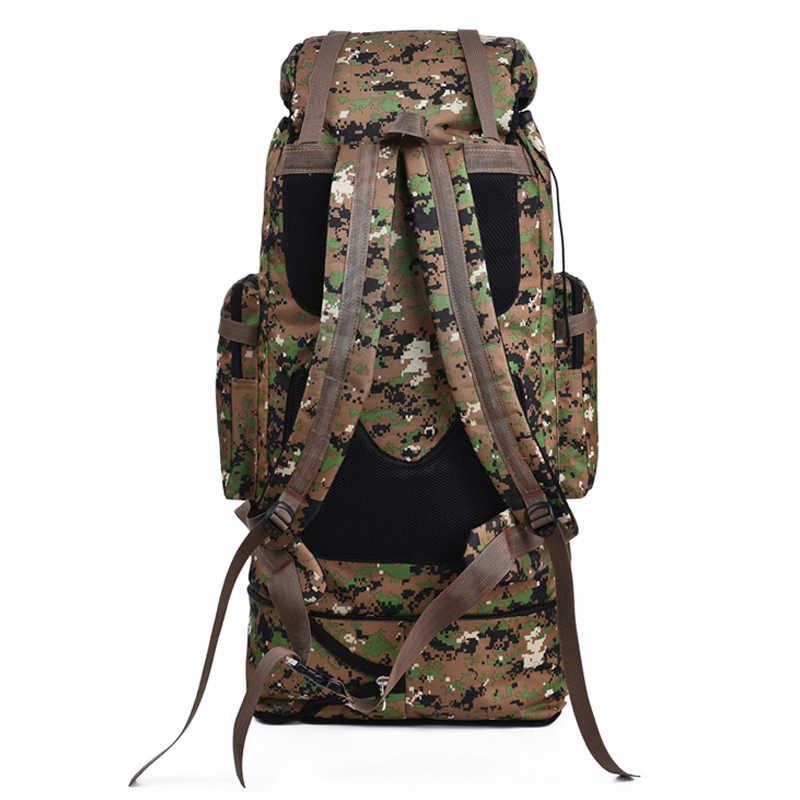 FENGTU 100L большие походные альпинистские рюкзаки камуфляжный рюкзак для мужчин и женщин спортивные сумки Кемпинг путешествия рюкзак