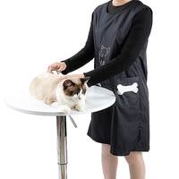 Pet Grooming Overalls Waterproof Nylon Grooming Dog Accessories