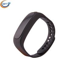 GFT E02 free shipping Smart Wristband Bracelet IP67 waterproof watches OLED Smartband Bluetooth 4.0 with Sleep Tracker Health