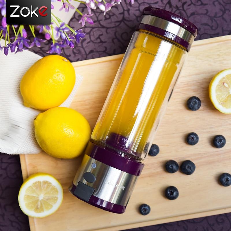 Mini Juicers Portable USB Electric juice cup kkstar fruit electric juice cup glass charging portable mini mini cyclone